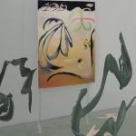 """Анна Таганцева-Кобзева """"Windo. Эскиз"""". Предоставлено: Московский музей современного искусства."""