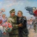 """20. Адливанкин Самуил """"Первый Сталинский маршрут"""" 1936"""