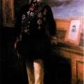 """Айвазовский Иван """"Автопортрет"""" 1892 Феодосийская картинная галерея им. И.К. Айвазовского"""