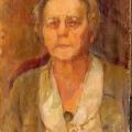 3. Айзенман Алексей «Портрет матери»  1940-е