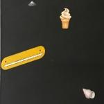 """Альберт Солдатов """"Из серии """"Обезьянка не видящая зла"""" 2020. Предоставлено: Галерея pop/off/art."""