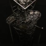Александр Дедов. Металлоформы. Предоставлено: Arts Square Gallery, Санкт-Петербург.