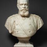 """Р.Р. Бах """"Портрет императора Александра III"""" 1904. Предоставлено: Государственный Исторический музей."""