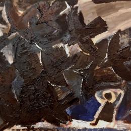 """Александр Кондратьев и группа """"Кочевье"""". Предоставлено: Новгородский центр современного искусства."""