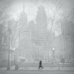"""Алексей Титаренко """"Брайант-парк. Из серии """"Нью-Йорк"""" 2004. Предоставлено автором и МАММ, Москва."""