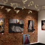 """Выставка """"Алла Давыдова. PARTICULIER"""". Предоставлено: Галерея искусств VNUTRI."""