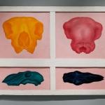 """Андрей Гросицкий """"Карнавал"""" 1976. Предоставлено: Московский музей современного искусства."""