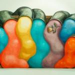 """Андрей Гросицкий """"Ликующие краски"""" 2014. Предоставлено: Московский музей современного искусства."""