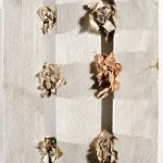 """Андрей Красулин """"Решетка"""" 1996. Собственность автора, Москва. Предоставлено: Государственная Третьяковская галерея."""