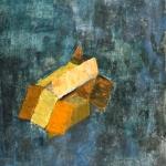 """Андрей Красулин """"Коробка"""" 2018. Собственность автора, Москва. Предоставлено: Государственная Третьяковская галерея."""