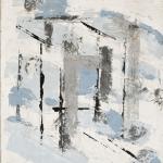 """Андрей Красулин """"Табурет"""" 2003. Собственность автора, Москва. Предоставлено: Государственная Третьяковская галерея."""