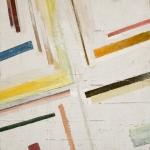 """Андрей Красулин """"Плафон"""" 2001. Собственность автора, Москва. Предоставлено: Государственная Третьяковская галерея."""
