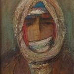 """Юрий Григорян """"Курдянка"""" 2005. © East Meets West Gallery"""