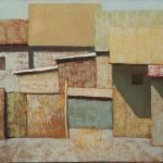 "Юрий Григорян младший ""Деревня моего отца"" 2015 © East Meets West Gallery"