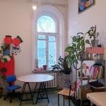 Маша Сомик - Это моя мастерская) я ее люблю! Предоставлено: Музей Москвы.