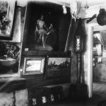 Первая экспозиция в доме Догадина. 1918-1919. Предоставлено: Астраханская картинная галерея имени П.М. Догадина.