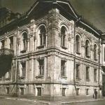 Астраханская картинная галерея. Фото предположительно 1930-х годов. Предоставлено: Астраханская картинная галерея имени П.М. Догадина.