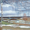 "5. Бари-Айзенман Ольга ""Весна в Райках"" 1910-е"