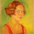 """24. Бари-Айзенман Ольга """"Таня"""" 1930"""
