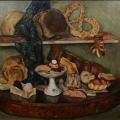 """3. Чирков Антон """"Хлебы"""" 1924-1925 Холст, масло 99х117"""