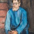 """7. Чирков Антон """"Портрет А.И. Суркова"""" 1928 Холст, масло 100х74 Тверская картинная галерея"""