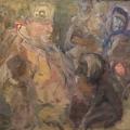 "33. Чирков Антон ""Причастие"" 1944 Холст, масло 39х44"