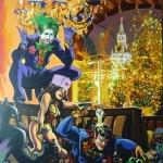 """Александр Савко """"Из серии """"Русский Джокер"""". Предоставлено: Галерея ARTSTORY."""