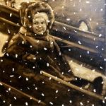 """Илья Гапонов, Кирилл Котешов """"Из серии """"Первый снег"""" 2010. Предоставлено: Галерея ARTSTORY."""