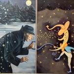"""Аркадий Насонов """"Без названия"""". Предоставлено: Галерея ARTSTORY."""