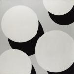 """Римма Заневская """"Композиция"""" 1969. Предоставлено: Alina Pinsky Gallery."""