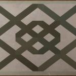 """Михаил Чернышов """"Диагональ"""" 1978. Предоставлено: Alina Pinsky Gallery."""