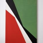 """Александр Юликов """"4х цветная композиция"""" 1974. Предоставлено: Alina Pinsky Gallery."""