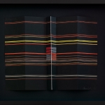 """Нонна Горюнова """"Из серии """"Фрагменты искривленного пространства"""" 1987. Предоставлено: Alina Pinsky Gallery."""