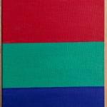 """Игорь Шелковский """"Из серии """"Флаги"""" 1997. Предоставлено: Alina Pinsky Gallery."""