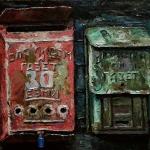 Дмитрий Прокопович. Духовная провинция. Предоставлено: Краснодарский краевой выставочный зал изобразительных искусств.