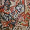 "10. Егоршина Наталия ""Армянский натюрморт"" 1960 Холст, масло 102х102,5"