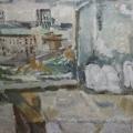 "33. Егоршина Наталия ""Белые туфли. Окно"" 1970-1972 Холст, масло 75х100"