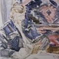 """63. Егоршина Наталия """"Алёша"""" 1996 Холст, масло 92х76"""