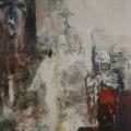 """66. Фонвизин Артур """"Саломея"""" 1932 Бумага, акварель 64,3х44 Государственная Третьяковская галерея"""