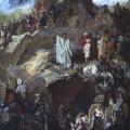 Григорий Гагарин «Проповедь Маrомета» Государственный Русский музей.