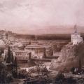 Григорий Гагарин «Тифлис» 1840 Государственный Русский музей.