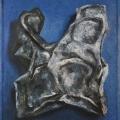 """41. Гросицкий Андрей """"Штаны"""" 1999 Холст, масло 90х80"""