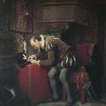 "7. Гун Карл ""Канун Варфоломеевской ночи"" 1868 Холст, масло 115х89,5 Государственный Русский музей"