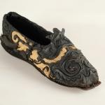 Туфля женская ажурная. Кожа. XIX век.