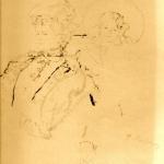 """Ф.А. Малявин """"Портрет дамы с ребенком"""". Предоставлено: Галерея """"Веллум""""."""