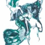 """Ирина Петракова """"Без названия"""" 2016. Предоставлено: Московский музей современного искусства."""