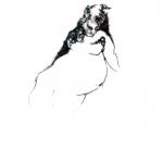 """Ирина Петракова """"Автопортрет"""" 2020. Предоставлено: Московский музей современного искусства."""