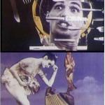 «Инженеры искусства» «Модели и конструкции» 1986. Предоставлено: Центр современного искусства Сергея Курёхина.