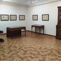 Гравюрный кабинет отдела зарубежного искусства. Предоставлено: Астраханская картинная галерея имени П.М. Догадина.