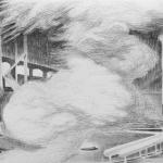 """Кейто Ямагути """"Ёрисиро 4 Из серии """"Ёрисиро"""" 2020. Предоставлено: Галерея """"Триумф""""."""